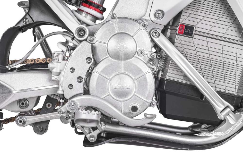 BRP купили активы Alta Motors