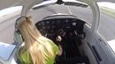 PILOTTINE FEMALE PILOT SOLO FLIGHT