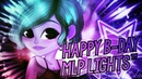 「MlpS™」 Happy B-Day Mlp Lights™ - Gift 「Speedpaint」8