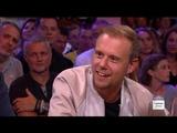 Humberto krijgt zijn revanche op Armin van Buuren - RTL LATE NIGHT