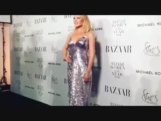 Kylie Minogue At Harper's Bazaar Women Of The Year Awards 2018 (30.10.2018)