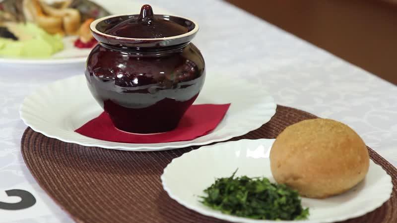 В городе Асино состоялся финал областного конкурса «Рецепты сибирской кухни».