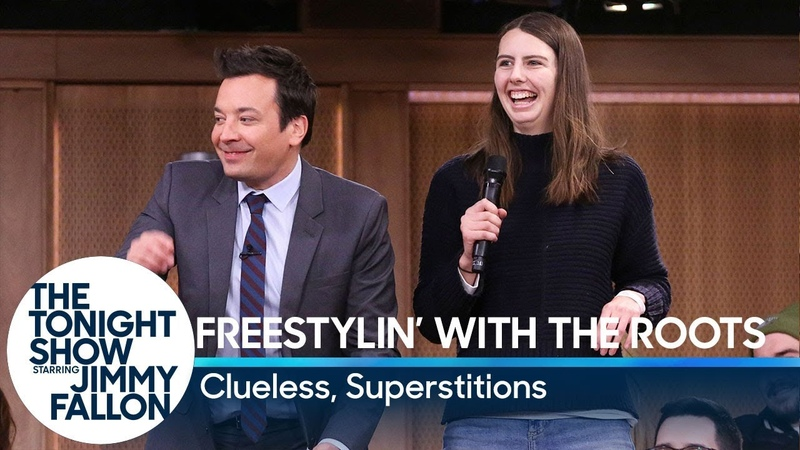 Freestylin with The Roots Clueless, Superstitions