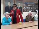Мероприятие в библиотеке к 75 й годовщине прорыва блокады Ленинграда из прогр 01 02 19 dvx 511