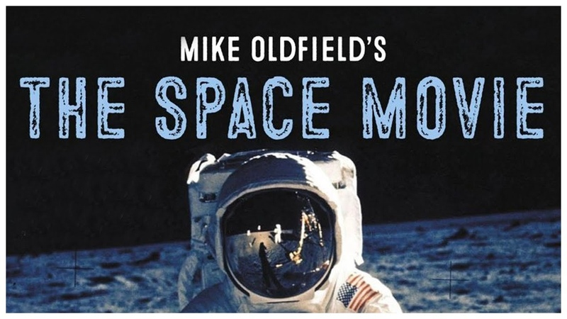 Mike Oldfield's The Space Movie (Full Film) | Tony Palmer Films