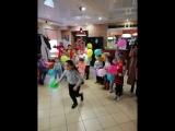 Детское развлечение в Милано и дигустация торта