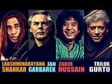 L. Shankar, Jan Garbarek, Zakir Hussain, Trilok Gurtu - Live in Frankfurt 1984