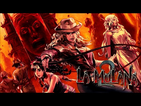 La-Mulana 2 OST extended - Bloody Star (Corridor of Blood theme)