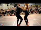 Танцуют Жорж Атака и Таня Ла Алемана. Мастер класс. Алла Пугачёва Любовь похожая на сон (минус)