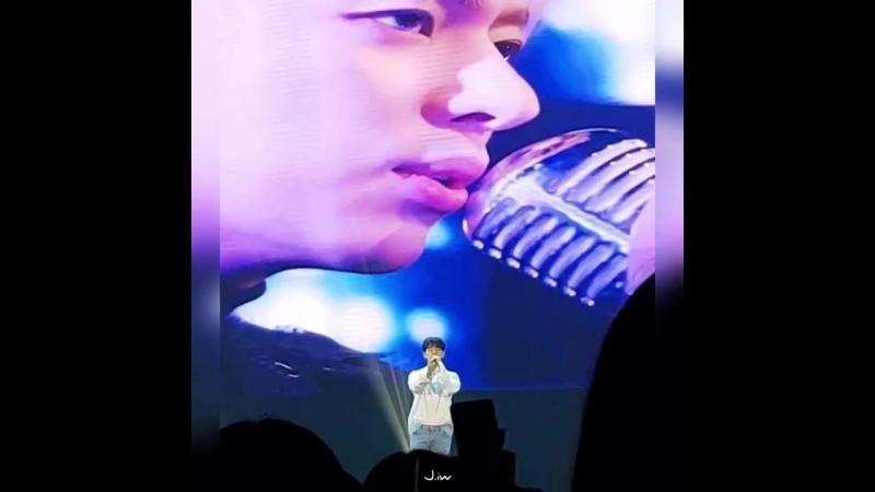 [Фанкам VK][30.06.18] BOYFRIEND на K-Drama OST Concert Expo Thailand