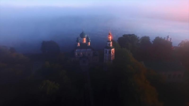 Россия с квадрокоптеров - Russia from height