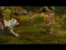 Тренеровочная охота Кейт и Лилли(Момент из мультфильма Альфа и Омега: Клыкастая братва)