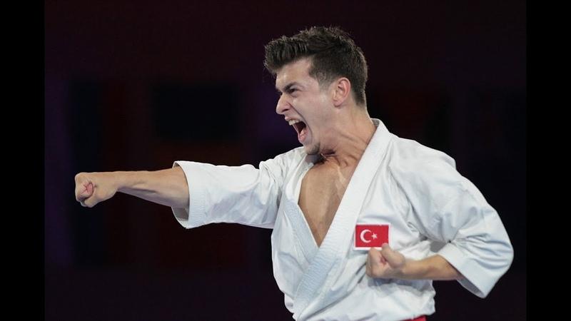 Ali Sofuoğlu Sansai Karate 1 Premier Lig Rabat 2018