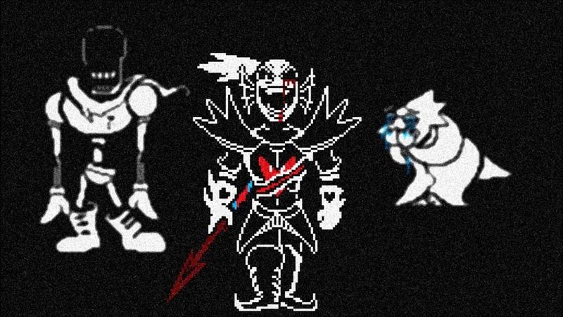 Strikes of Determination (Battle Against a True Hero - Part 2 (Updated))