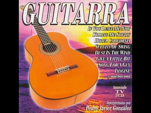 PEDRO JAVIER GONZALEZ - GUITARRA [2-CD]