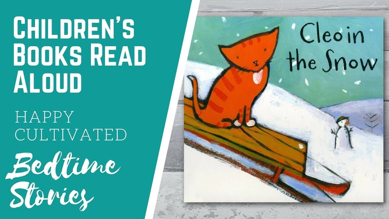 CLEO IN THE SNOW Book Read Aloud | Winter Books for Kids | Childrens Books Read Aloud