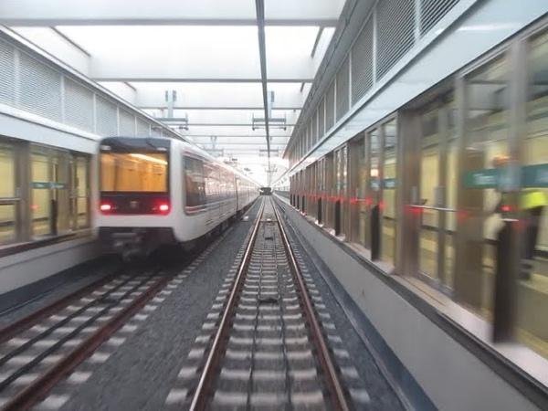 Metropolitana di Roma Linea C da M.Compatri Pantano a Parco Centocelle