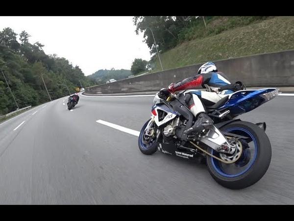 270km/h Street Race - Gixxer L8 MotoGP | Rsv4 | S1000RR