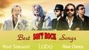 Lobo, Rod Stewart, Bee Gees Greatest Hits - Best Soft Rock Songs Ever