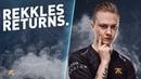 REKKLES RETURNS - FNATIC LOL Team Update - EU LCS Summer Split