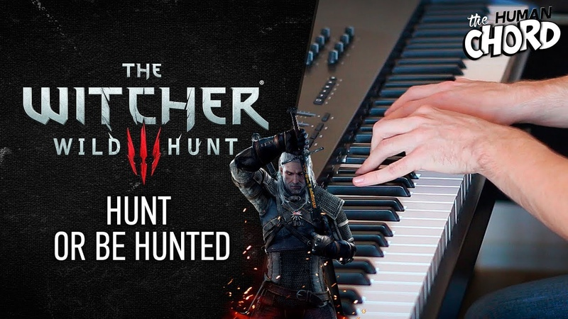 Witcher 3 - Hunt or be hunted (Piano cover Sheet music)