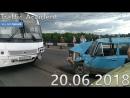 Подборка аварий и дорожных происшествий за 20 06 2018 ДТП Аварии ЧП