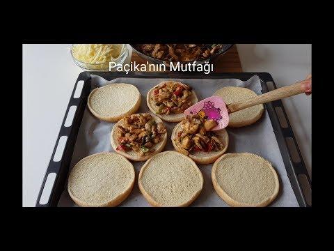 İFTARA ÇOK PRATİK EKMEK KEBABI İNANILMAZ LEZZETLİ Paçikanın Mutfağı