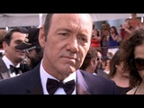 Emmy Red Carpet Kevin Spacey of