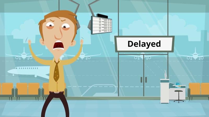 Компенсация за отмененные или задержанные рейсы