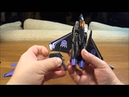 G1 Transformers Review: Skywarp Transformer