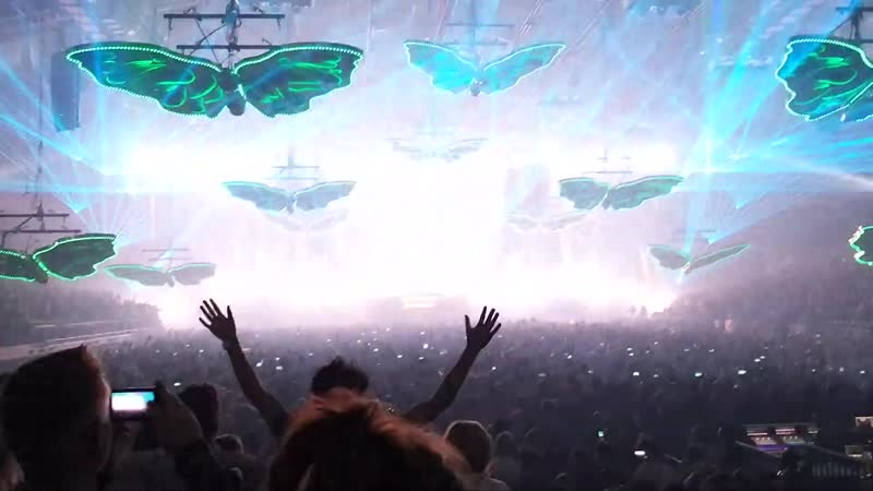Dimitri Vegas Like Mike - Garden of Madness Sportpaleis 2018