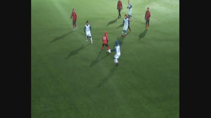 Химки-2 - Росич 2008 0-1 (1 состав) 2 тайм