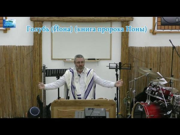 «Голубь Йона» — Р. Кухаровский. ЕМО МАИМ ЗОРМИМ Израиль