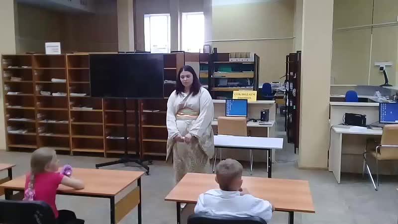ЛитНочь2019 Перфоманс ИВК