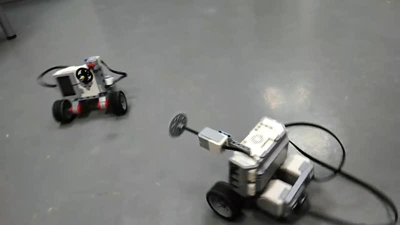 Вальс роботов