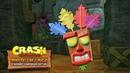 F4F Presents Crash Bandicoot™ - Mini Aku Aku Mask Statue