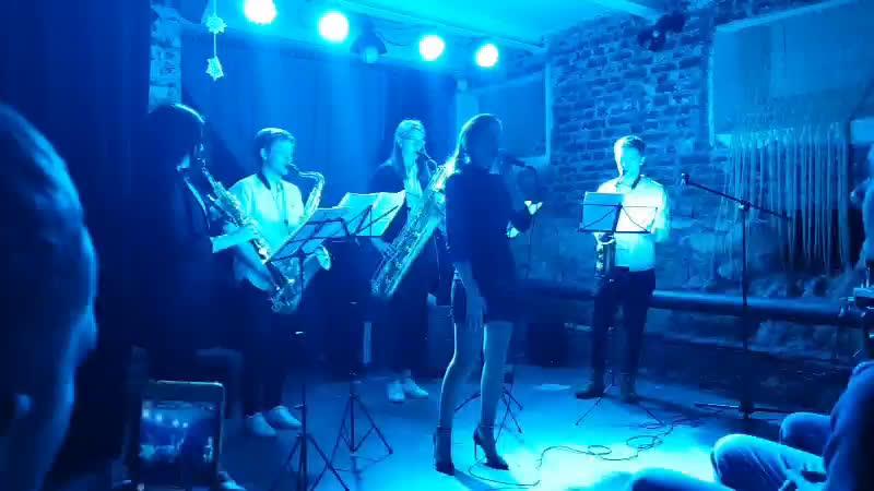 Концерт Джазовой Музыки в Доме Поэтов.
