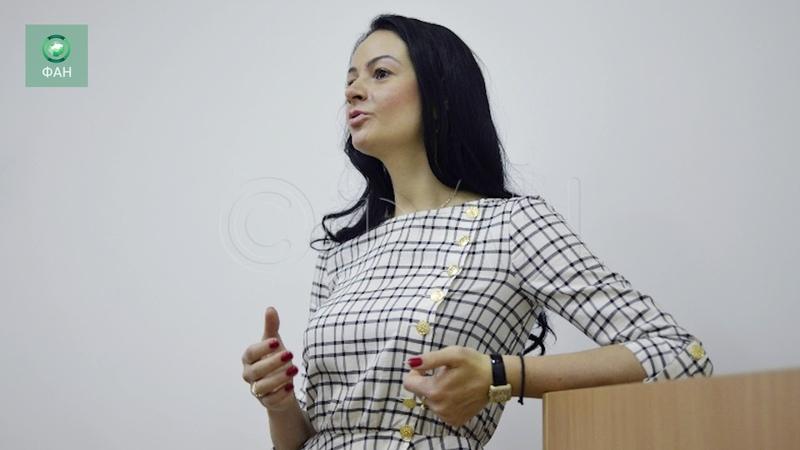 Полная запись монолога Ольги Глацких на встречи с волонтерами