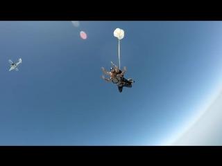 Уилл Смит о страхе и прыжке с парашютом