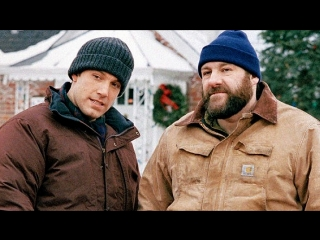 Очень старый анонс фильма «Пережить Рождество» на канале «ОРТ»