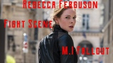 Rebecca Ferguson Fight Scene Mission Impossible Fallout