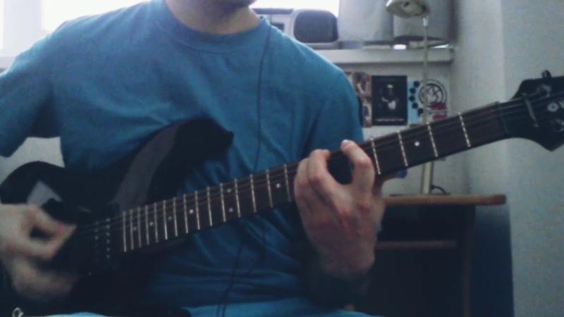 Gob - I Hear You Calling guitar cover