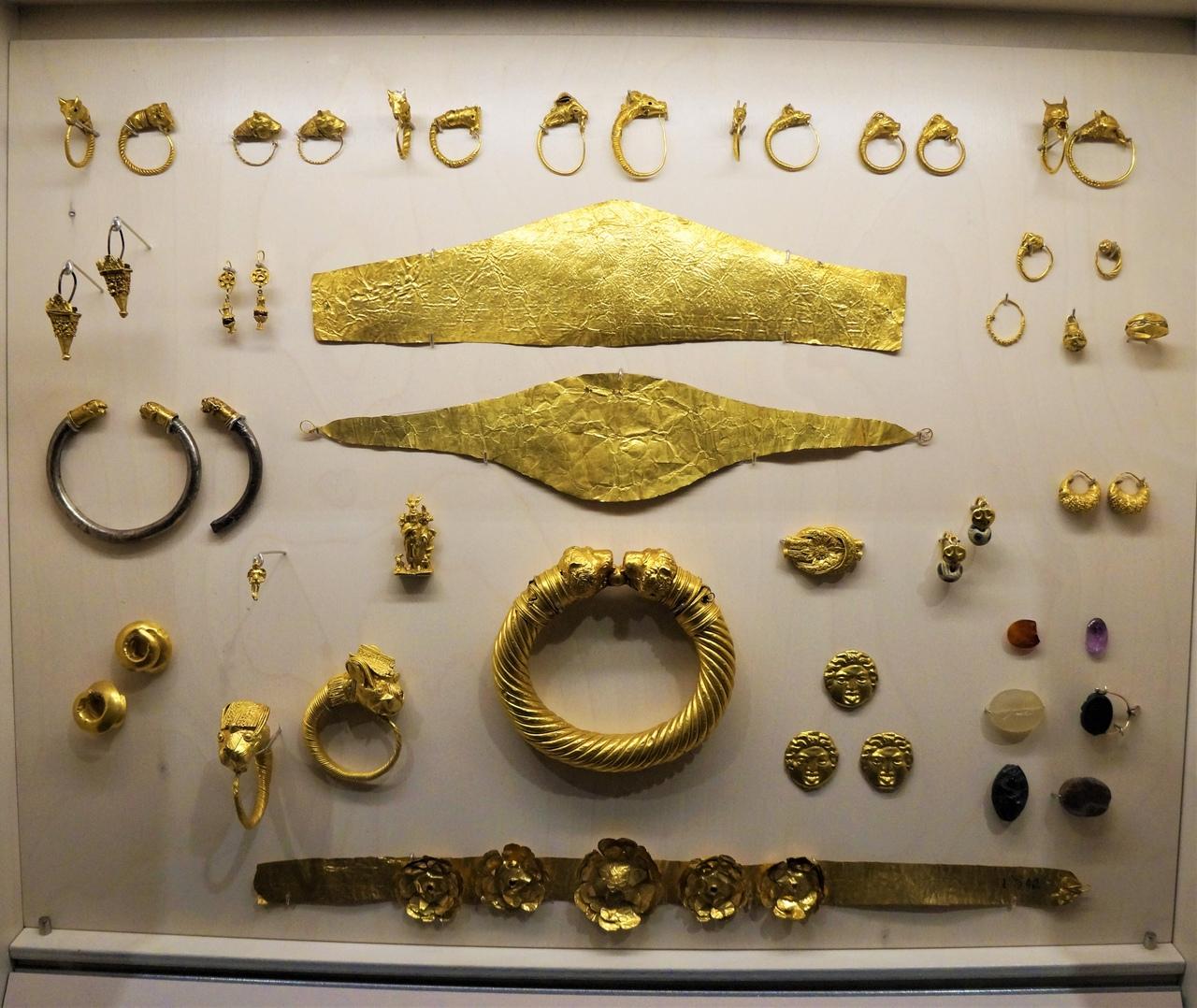 Лейденский музей - коллекции восточной, римской и греческой культур