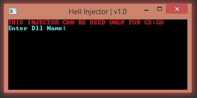 Инжектор для CS:GO - Hell Inector for CS:GO