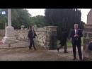 Kit Harington arrives at his wedding to Rose Leslie