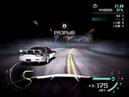 NFS Carbon Jaguar XK Серийная Киллер ридж Спринт