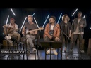 Sting Shaggy performs 'Boombastic' some stripped down '44 876' Live on Billboard