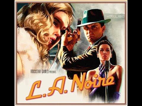 L.A. Noire ► Landmarks(Достопримечательности) №50 Game over !
