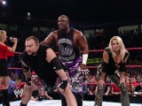 Dudley Boyz Trish Stratus Vs Chris Jericho, Christian Victoria - Table Match - RAW 09.12.2002