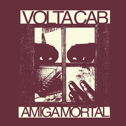 Volta Cab альбом Amiga Mortal